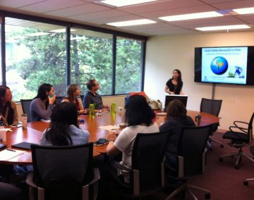 (July 2015) Seminar – Food Safety Research in Chile: A Journey of Challenges to Success